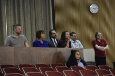 Several residents on streets north of the project object to storage during the Phoenix City Council meeting Feb. 7.