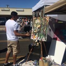 Melrose Street Fair 2015